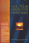 The New Inductive Study Bible 0 9780736900232 0736900233