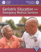 Geriatric Education For Emergency Medical Services (GEMS) 1st Edition 9780763720865 0763720860