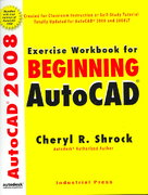 Exercise Workbook for Beginning AutoCAD 0 9780831133412 0831133414