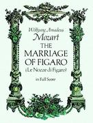 The Marriage of Figaro 0 9780486237510 0486237516