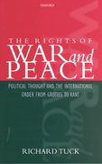 The Rights of War and Peace 0 9780199248148 0199248141