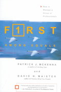 First among Equals 1st Edition 9780743225519 0743225511