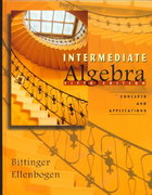 Intermediate Algebra 5th edition 9780201847505 0201847507