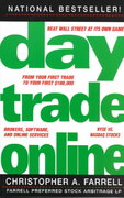 Day Trade Online 1st edition 9780471442998 0471442992