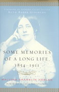 Some Memories of a Long Life, 1854-1911 0 9780679642626 0679642625