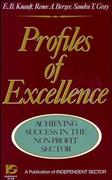 Profiles of Excellence 1st edition 9781555423377 155542337X