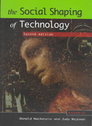 The Social Shaping of Technology 2nd edition 9780335199136 0335199135