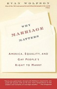 Why Marriage Matters 1st Edition 9780743264594 0743264592