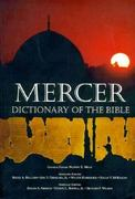 Mercer Dictionary of the Bible 1st Edition 9780865543737 0865543739