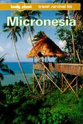 Lonely Planet Micronesia 3rd edition 9780864423108 0864423101