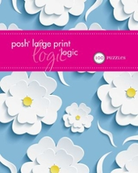 Posh Large Print Logic 1st Edition 9781449486051 1449486053