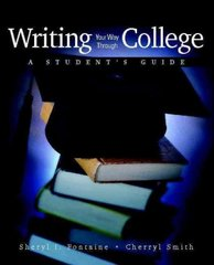 Writing Your Way Through College 0 9780867095913 0867095911