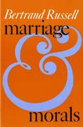 Marriage and Morals 0 9780871402110 0871402114