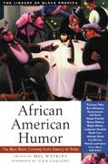 African American Humor 1st edition 9781556524318 1556524315