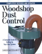Woodshop Dust Control 2nd edition 9781561584994 1561584991