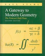 A Gateway to Modern Geometry: The Poincare Half-Plane 2nd Edition 9780763753818 0763753815