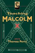 Teaching Malcolm X 0 9780415911559 0415911559