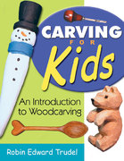 Carving for Kids 0 9781933502021 1933502029