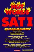 Hot Words for the SAT 2nd edition 9780812017311 0812017315