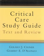 Critical Care Study Guide 1st edition 9780387951645 0387951644