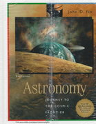 Astronomy 2nd edition 9780075618041 0075618044