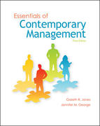 Essentials of Contemporary Management 3rd edition 9780073530246 0073530247