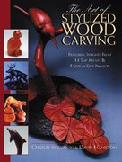 The Art of Stylized Wood Carving 0 9781565231740 1565231740