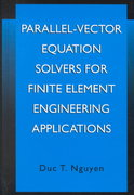 Parallel-Vector Equation Solvers for Finite Element Engineering Applications 1st edition 9780306466403 0306466406