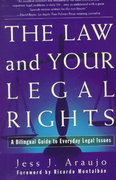 The Law and Your Legal Rights/A Ley y Sus Derechos Legales 0 9780684839707 0684839709