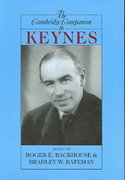 The Cambridge Companion to Keynes 1st edition 9780521600606 052160060X