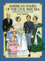 American Family of the Civil War Era 81st edition 9780486248332 048624833X