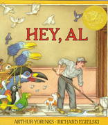 Hey, Al 1st Edition 9780374429850 0374429855