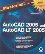 Mastering AutoCAD 2005 and AutoCAD LT 2005 1st edition 9780782143409 0782143407
