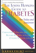The Johns Hopkins Guide to Diabetes 0 9780801866579 080186657X
