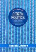 Citizen Politics: Public Opinion and Political Parties In Advanced Industrial Democracies, 5th Edition 5th edition 9780872895379 0872895378