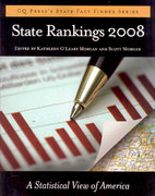 State Rankings 2008 Paperback Edition 1st edition 9780872899278 0872899276