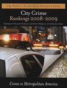 City Crime Rankings 2008-2009 15th edition 9780872899322 0872899322