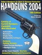 Handguns 2004 16th edition 9780873496490 0873496493
