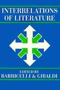 Interrelations of Literature 0 9780873520911 0873520912
