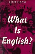 What Is English? 0 9780873523820 0873523822