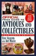 The Official Price Guide to Antiques and Collectibles 14th edition 9780876379615 0876379617