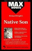 Native Son  (MAXNotes Literature Guides) 1st Edition 9780738672977 0738672971