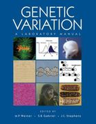 Genetic Variation: A Laboratory Manual 0 9780879697808 0879697806