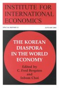 The Korean Diaspora in the World Economy 0 9780881323580 0881323586