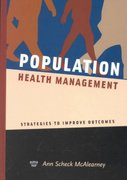 Population Health Management 1st edition 9781567931877 1567931871