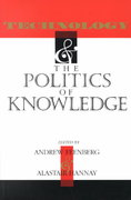 Technology and the Politics of Knowledge 0 9780253209405 0253209404