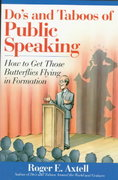 Do's and Taboos of Public Speaking 1st edition 9780471536703 0471536709