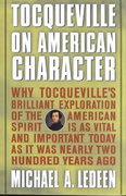 Tocqueville on American Character 1st edition 9780312284664 0312284667