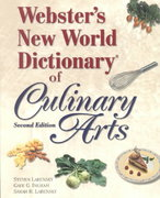 Prentice Hall Dictionary of Culinary Arts, The (Trade Version) 2nd edition 9780131716735 0131716735
