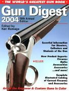 Gun Digest 2004 58th edition 9780873495899 0873495896